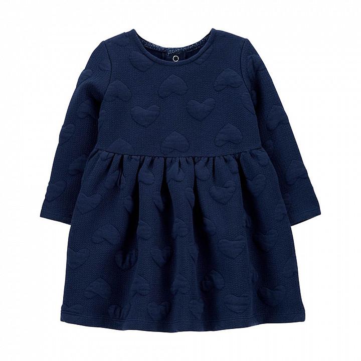 Сукня с трусиками для підгузника для дівчинки (1M163210_12M)