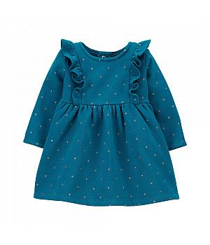 Сукня с трусиками для підгузника для дівчинки (1M163310_12M)