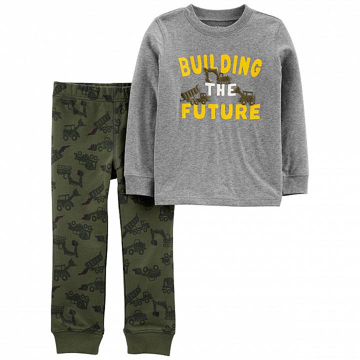 Комплект штани (2шт) для хлопчика (105-112cm) (2M037310_5T)