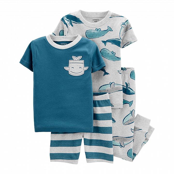 Комплект піжам (2 шт.) для хлопчика (72-76cm) (1L721410)