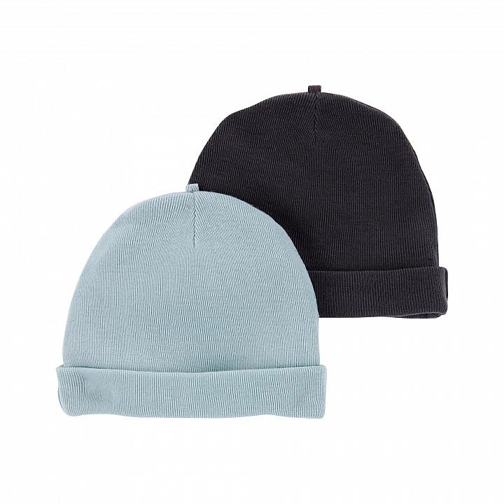 Комплект шапочок для хлопчика (46-61 cm) (1L777210_0-3M)