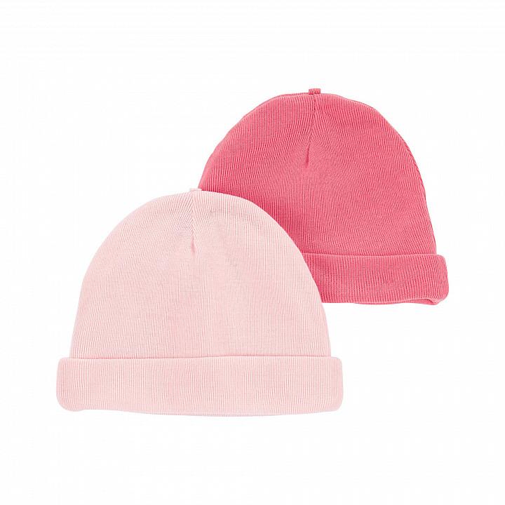 Комплект шапочок для дівчинки (46-61 cm) (1L779410_0-3M)