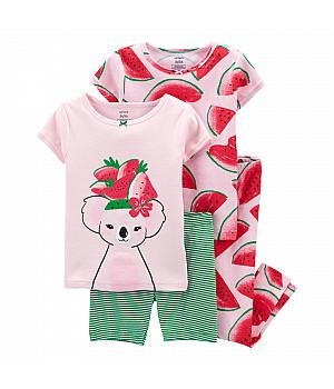 Комплект піжам (2 шт.) для дівчинки (69-72cm) (1L919410_9M)