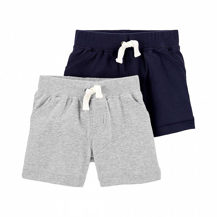 Комплект шортиків (2 шт.) для хлопчика (55-61cm) (1L934610_3M)