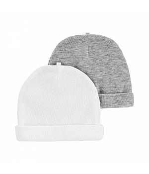 Комплект шапочок унісекс (46-61 cm) (1L950510_0-3M)