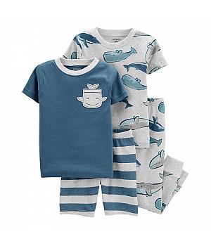Комплект піжам (2 шт.) для хлопчика (105-112cm) (2L721410_5T)
