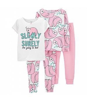 Комплект піжам (2 шт.) для дівчинки (105-112cm) (2L809710_5T)