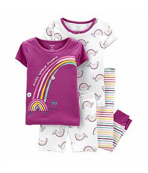 Комплект піжам (2 шт.) для дівчинки (105-112cm) (2L919510_5T)