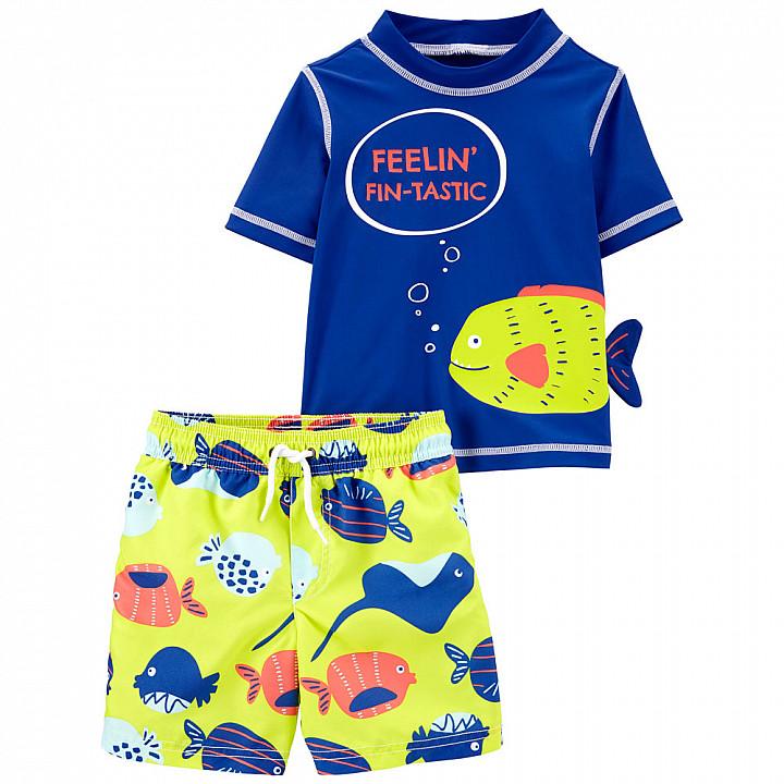 Купальний костюм для хлопчика  (2L528010_2T)