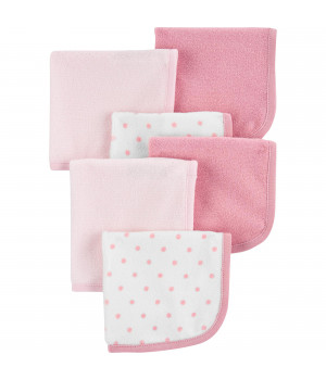 Комплект рушників для дівчинки з махрової тканини (1I709810_OSZ)