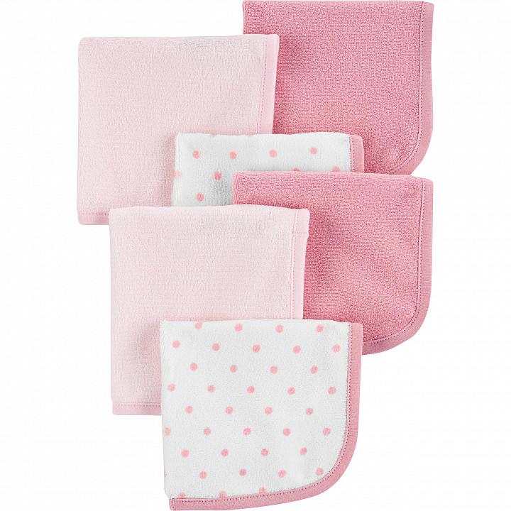 Комплект рушників з махрової тканини для дівчинки (1I709810_OSZ)