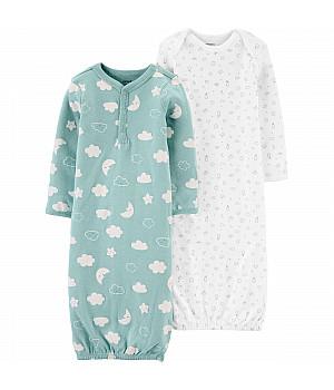 Комплект піжам для дівчинки 2В1 (1I719110_3M)