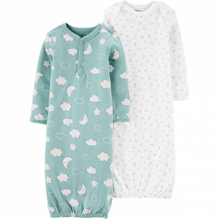 Комплект піжам 2в1 для дівчинки (1I719110_3M)