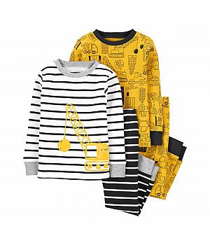 Комплект піжам для хлопчика 2В1 (1J903710_12M)