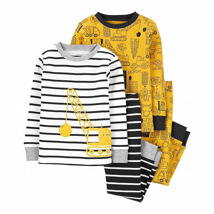 Комплект піжам 2в1 для хлопчика (1J903710_12M)