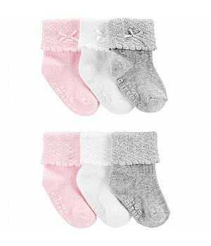 Шкарпетки для дівчинки (1H568210_0-3M)