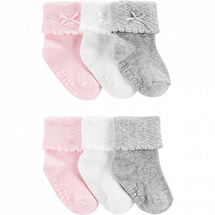 Шкарпетки для дівчинки (1H568210_NB)