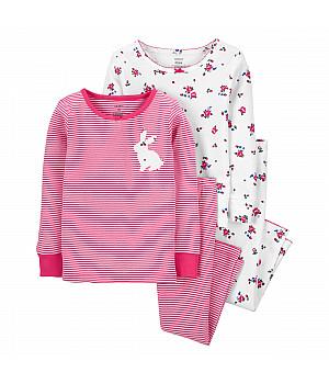 Комплект піжам для дівчинки 2В1 (2J911510_4T)