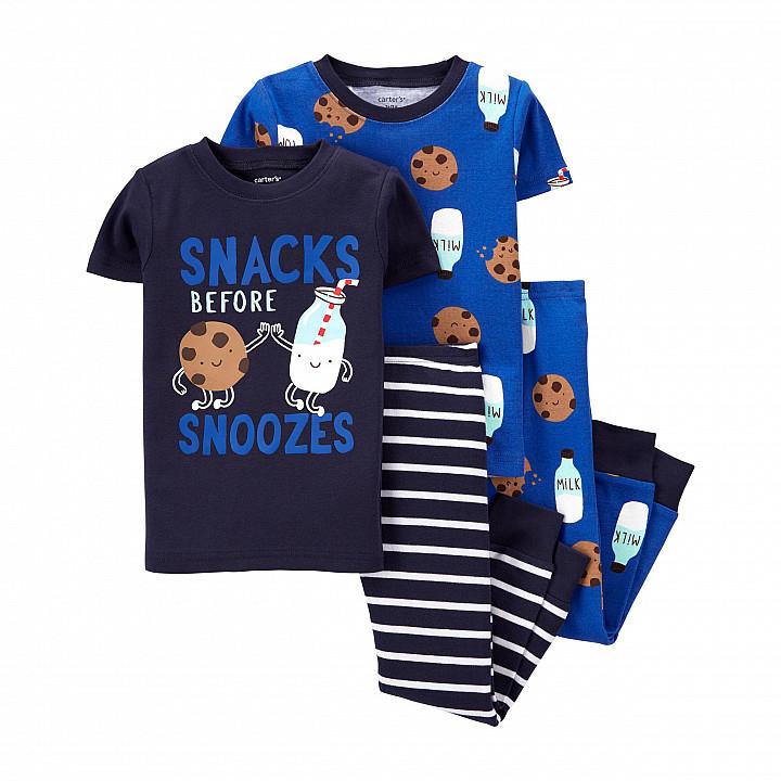 Комплект піжам для хлопчика 2В1 (1K479710_18M)