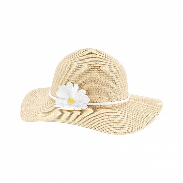 Солом'яний капелюх для дівчинки (3K458610_8-14)