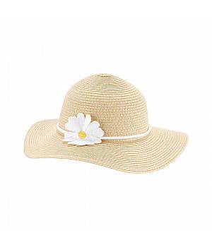 Солом'яний капелюх для дівчинки (2K458610_2T4T)