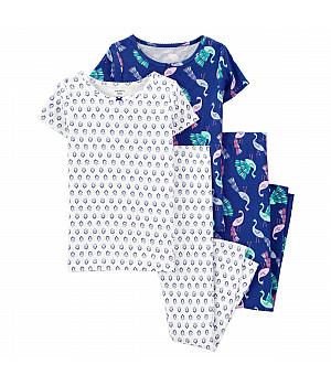 Комплект піжам для дівчинки 2В1 (3K477910_6)