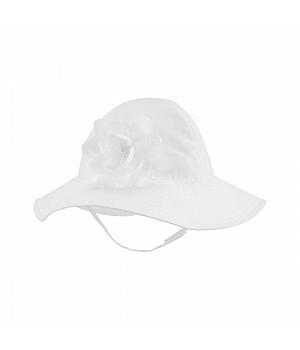 Шляпа-панама для дівчинки (1K458910_0-9M)