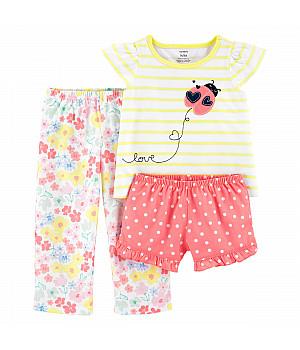 Піжама для дівчинки (2K468911_2T)