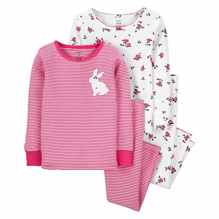 Комплект піжам для дівчинки 2В1