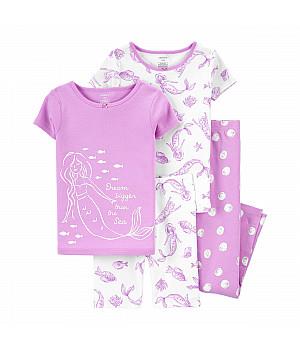Комплект піжам для дівчинки 2В1 (3K552510_7)