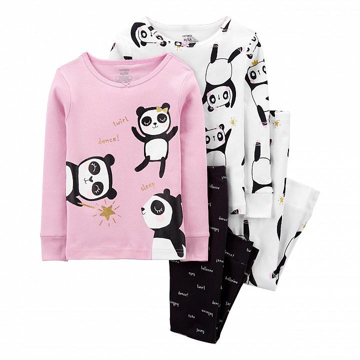 Комплект піжам 2в1 для дівчинки (2J912110_5T)