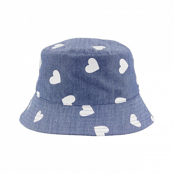 Шляпа-панама для дівчинки (2K458010_2T4T)