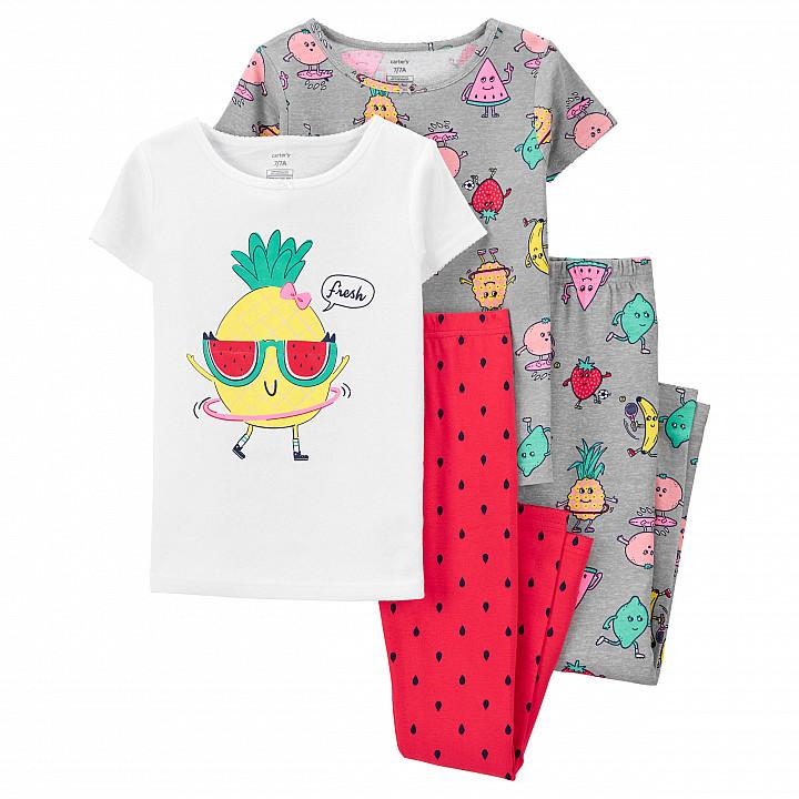 Комплект піжам для дівчинки 2В1 (3K552410_8)