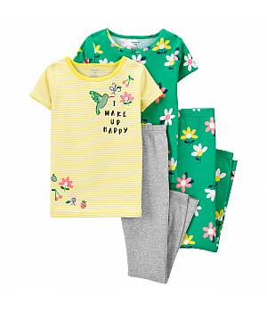 Комплект піжам 2в1 для дівчинки (3K410710_5)