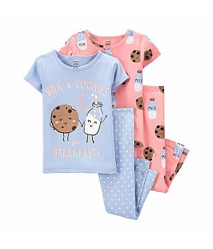Комплект піжам для дівчинки 2В1 (2K564710_3T)