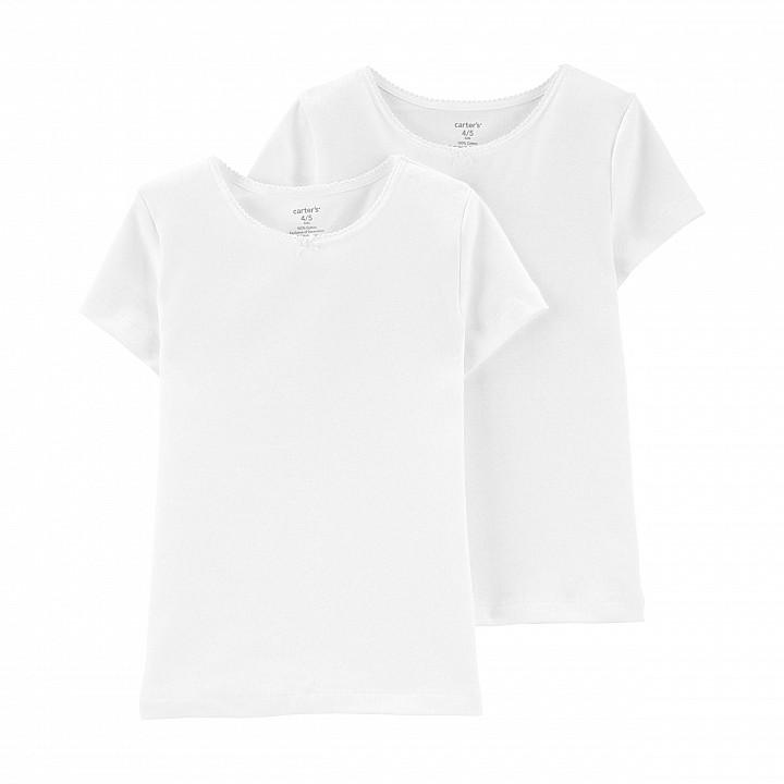 Комплект футболок для дівчинки 2В1 (3H740910_8)