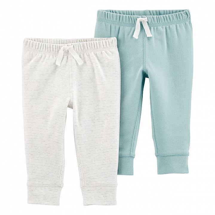 Комплект штанів для хлопчика 2В1 (1I726410_6M)