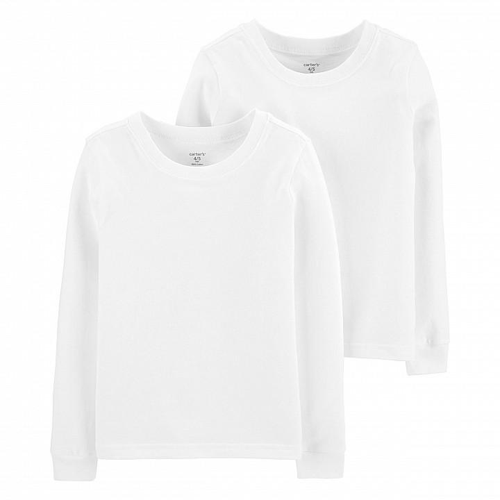 Комплект футболок довгий рукав для хлопчика 2В1