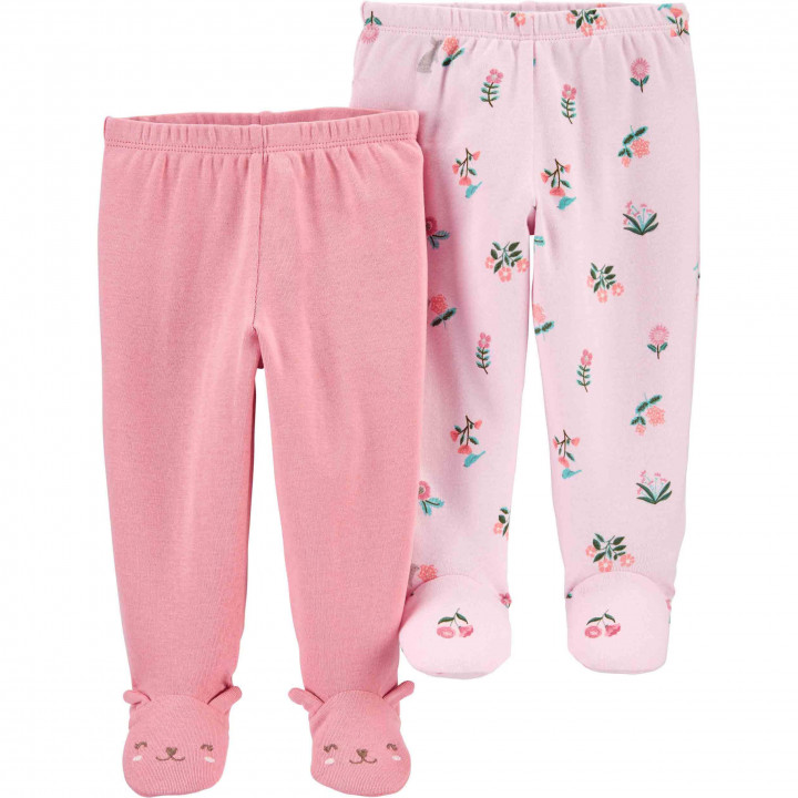 Повзунки-штанці 2в1 для дівчинки (1I711710_NB)