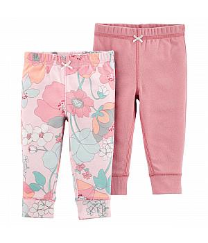 Комплект штанів для дівчинки 2в1 (1I721210_24M)