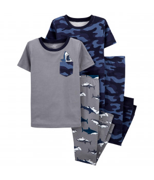 Комплект піжам 2в1 для хлопчика (3K478110_6)