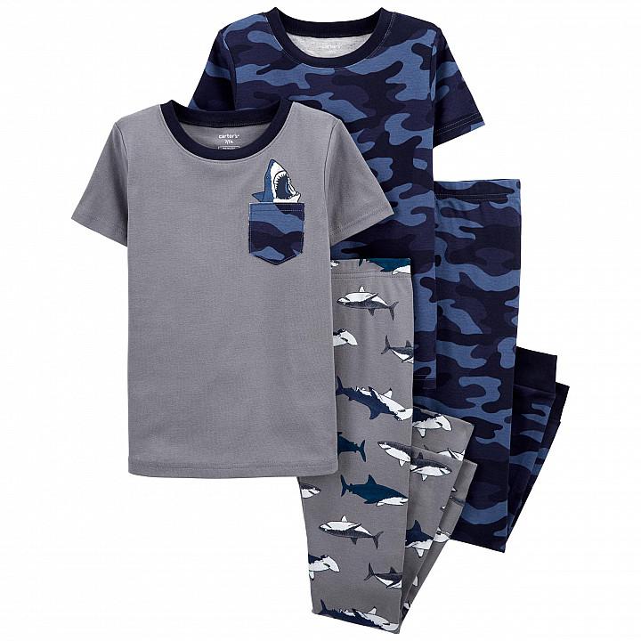 Комплект піжам для хлопчика 2В1 (3K478110_6)