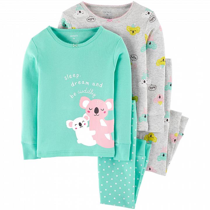Комплект із двох піжам для дівчат