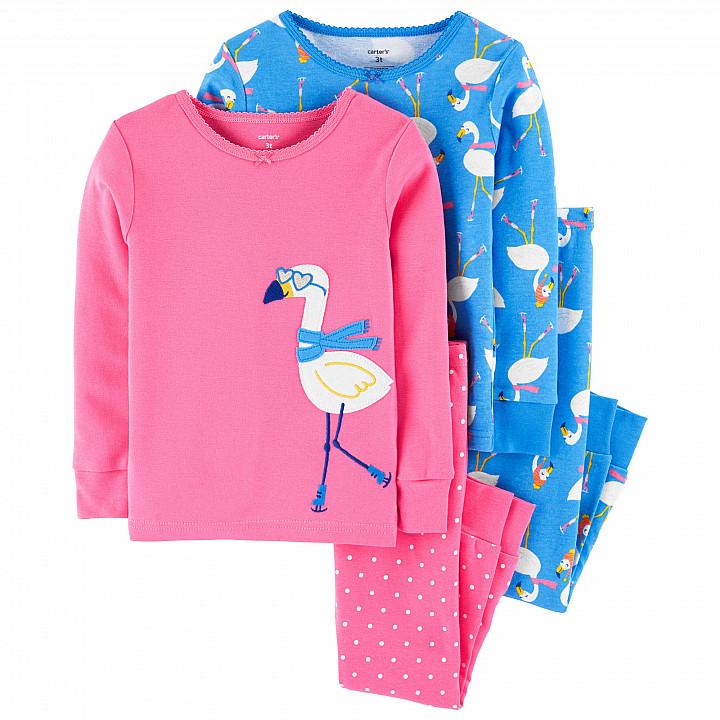 Комплект із двох піжам для дівчат (29634713_4T)