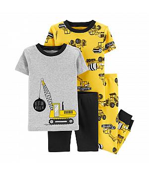 Комплект із двох піжам для хлопчиків (2H450910_2T)