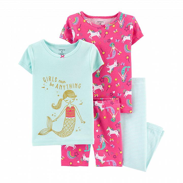 Комплект із двох піжам для дівчат (2I038110_4T)