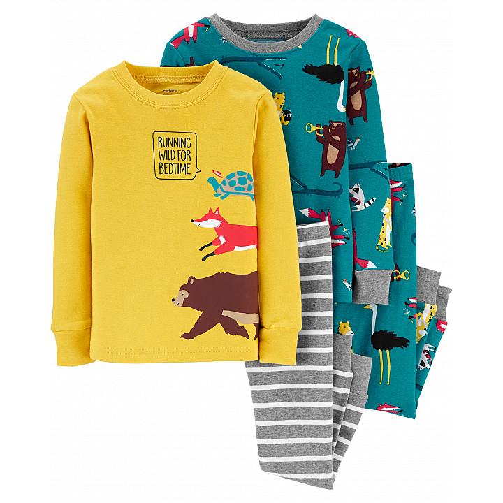 Комплект з 2-х піжам для хлопчиків (19636112_9M)