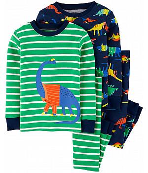 Комплект з 2-х піжам для хлопчиків (19636113_18M)