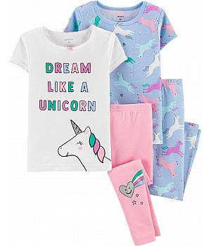 Комплект з 2-х піжам для дівчаток (1H459310_18M)