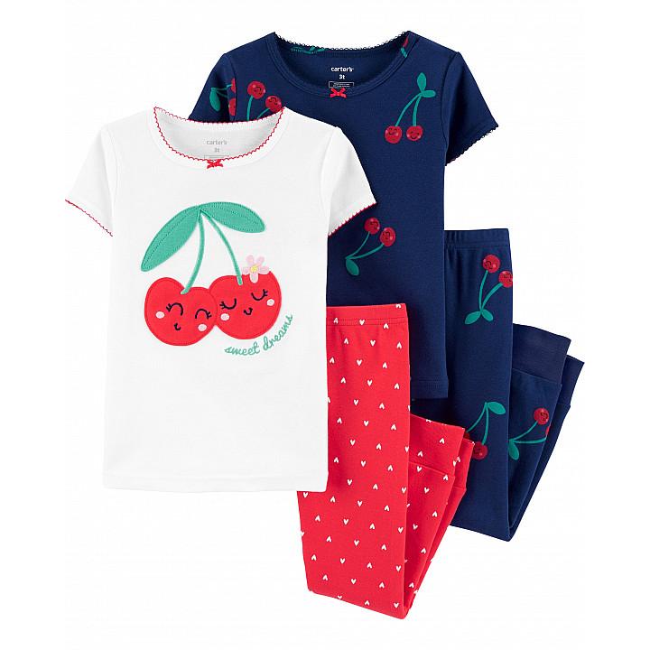 Комплект з 2-х піжам для дівчаток